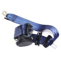 Rear Seatbelt Seat Belt 00-06 Audi TT MK1 - Denim Blue - 8N8 857 805