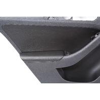 New LH Rear Door Panel 11-12 VW Jetta MK6 - Leather - Genuine - 5C6 867 211 D