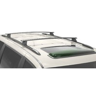 New Roof Rack 09-10 VW Routan - Base Carrier Bars Set - Genuine - 7B0 071 151