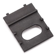 Dash Sun Sensor Trim Cover 02-05 Audi A4 S4 B6 - Black - Genuine - 8E0 819 681 G