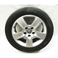 "16"" x 7"" 5 x 112 5 Spoke Fundo Alloy Wheel & Toyo Proxe S4 Tire 02-06 Audi A4 B6"