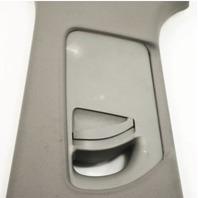 LH B Pillar Interior Trim Panel Seatbelt Slider 02-05 Audi A4 B6 - 8E0 867 243