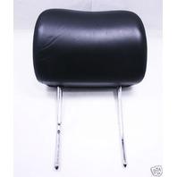 RH Head Rest 95-97 VW Passat Right Black Leather HeadRest - Genuine -