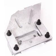 Leak Detection Pump Bracket 97-03 Audi A8 S8 D2 - Genuine - 4D0 201 827 B