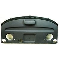 Rear Deck Parcel Shelf 00-03 Audi A8 S8 D2 - Dark Gray - Genuine - 4D0 863 411