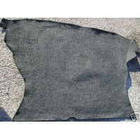 Trunk Carpet Mat 86-91 Cadillac Eldorado - Genuine