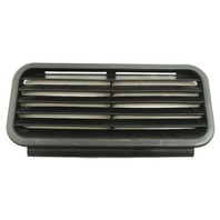 Trunk Carpet Side Vent 02-08 Audi A4 S4 B6 Black - Genuine -