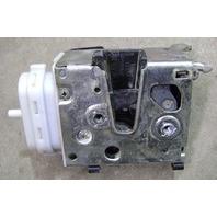 LH Rear Door Latch Actuator Module Audi S4 90-97 - Genuine - 4A0 839 015 B