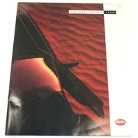 1989 Audi Original Dealer Showroom Brochure