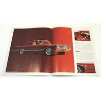 Original Dealer Showroom Brochure - 1965 Oldsmobile
