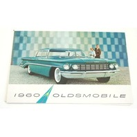 Original Dealer Brochure Poster - 1960 Oldsmobile
