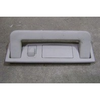 LH Rear Grab Handle 93-95 Audi 90 B4 Gray - Genuine