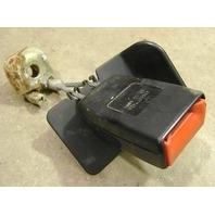 RH Rear Seat Belt Receiver 96-01 Audi A4 B5 - Genuine - 4B0 857 740