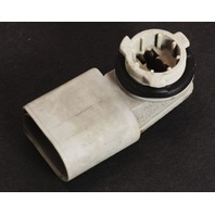 Rear Bumper Light Socket VW Beetle - License Plate Lamp Bulb Holder - Genuine