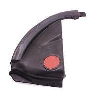 RH Upper Rear Door Seal Trim 00-06 Audi TT MK1 - 8N0 837 778 D