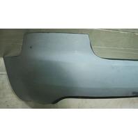 Unpainted Rear Bumper 03-04 Audi A4 Cabriolet B6 - Genuine - 8H0 807 511