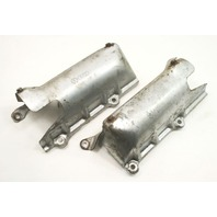 Exhaust Manifold Heat Shields V6 2.8 98-01 Audi A4 A6 - Genuine - 078 253 037 E