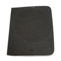 LH Dash Speaker Cover 90-97 VW Passat B4 Grille Grill Black - 357 857 209