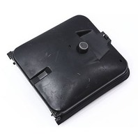 Ski Pass & Bag 00-03 Audi A8 S8 D2 - Coconut Brown - Genuine - 443 885 215 E
