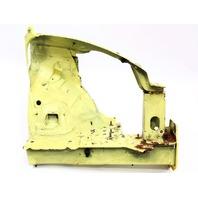 LH Upper & Lower Frame Rail Section 98-05 VW Beetle - Body Horn - Yellow