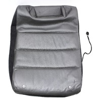 LH Rear Seat Backrest Cover 01-05 Audi Allroad - Heated Leather - Genuine