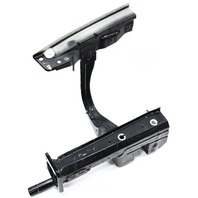 RH Front Frame Rail Horn Section 01-05 Audi Allroad - LY9B Black - Genuine