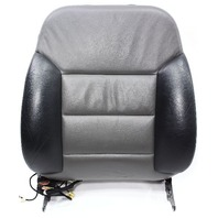 RH Front Seat Backrest 01-05 Audi Allroad - Heated Leather - Genuine