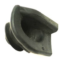 Fuel Gas Door Lock Rubber Grommet 93-99 Jetta Golf Cabrio MK3 Stopper Stop Rest