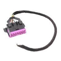OBD On Board Diagnostics Wiring Plug Pigtail Audi A6 A4 Passat B5 - 8D0 972 695