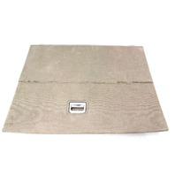 Trunk Floor Board Carpet Cover 98-04 Audi A6 Avant Wagon - Genuine - 4B9 863 546