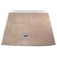 Trunk Hatch Floor Board Carpet Cover 98-04 Audi A6 Avant Wagon - 4B9 863 546