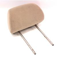 LH Front Seat Head Rest Headrest Beige 99-01 VW Jetta Golf MK4 - Genuine
