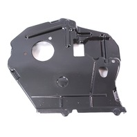LH Inner Timing Cover 00-03 Audi A8 S8 A6 S6 - 4.2 V8 - Genuine - 077 109 098