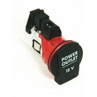 Dash Power Outlet Ashtray Lighter - 99-05 VW Jetta Golf GTI MK4 ~ Genuine