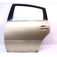 LH Rear Door Shell Skin 01-05 VW Passat B5.5 - LA1W Storm Beige - Genuine