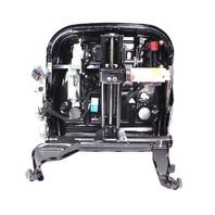 RH Front Power Seat Base Frame Track & Motors 98-05 VW Passat - 3B0 881 106 AN