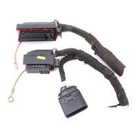 ECU Engine Computer Pigtails Plugs Connectors 2003 VW Beetle 1.8T 06A 906 032 E
