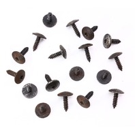 18x Fender Liner Splash Guard Screws VW Jetta Golf Passat Beetle Audi A4 A6 TT