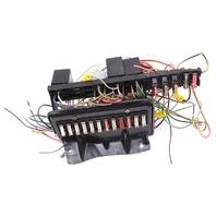 Fuse Box Panel Wiring Relays 1985 VW Vanagon T3
