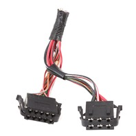 Alarm Module Wiring Pigtails Connectors Plugs 93-99 VW Jetta Golf GTI Cabrio MK3