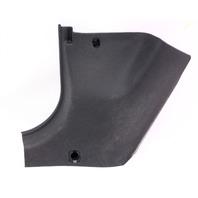 LH Kick Panel Lower Interior Trim Black 96-01 Audi A4 S4 B5 8D1 867 271 A