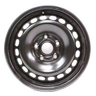 "15"" x 7"" Steel Spare Wheel Rim 01-05 VW Passat B5.5 5x112 - ET37 - 3B0 601 027 E"