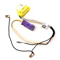 Airbag Clock Spring Harness Plug 05-10 VW Jetta Rabbit Golf MK5 - 1K0 971 584