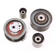 Timing Belt Rollers Tensioner Set 10-13 VW Jetta Golf MK6 TDI CJAA 03L 109 243 E