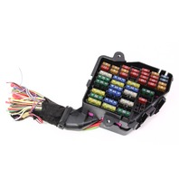 Dash Fuse Box Panel & Wiring Harness Pigtail 02-04 Audi A6 - 3.0 - Genuine