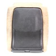 Front Seat Back Panel Net Pocket 98-04 Audi A6 C5 Allroad - Black - Genuine