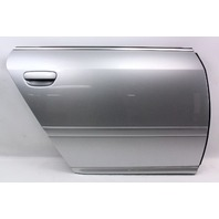RH Rear Door Shell Skin 02-04 Audi A6 S6 RS6 C5 - LY7M Silver