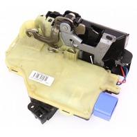 LH Driver Front Door Latch Actuator Module 04-06 VW Phaeton - 3D1 837 015 F