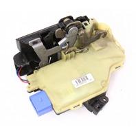 RH Front Door Latch Actuator Module 04-06 VW Phaeton - 3D1 837 016 F