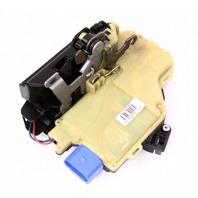 RH Rear Door Latch Lock Actuator Module 04-06 VW Phaeton - 3D4 839 016 C
